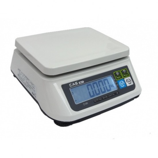 Bench scales: CAS SW-II
