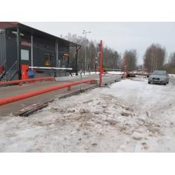 Reinforced Concrete Platform Scales 12m
