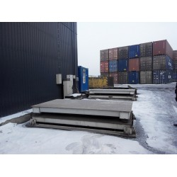 Container scales 2000 x 3000