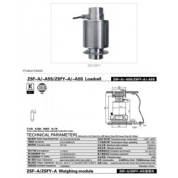 Load cell KELI model ZSFY