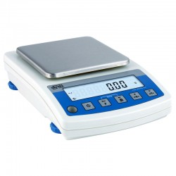 Laboratory scales: Radwag WTC 600