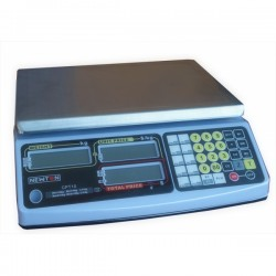 Retail scales rental