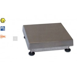MN SINGLE CELL PLATFORMS WITH STAINLESS STEEL TOP