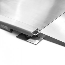 STAINLESS STEEL LPI SERIES LOW PROFILE PLATFORMS LPEI