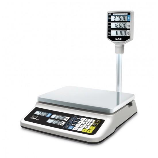 Retail scales: CAS PR-II