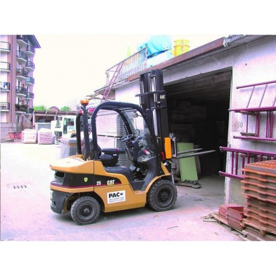 Weighing Systems for Forklifts