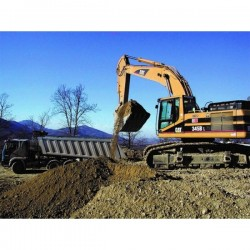 Weighing systems for excavators