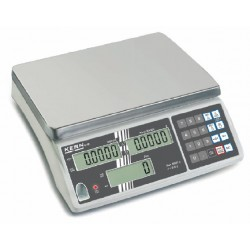 Counting scales: KERN CXB